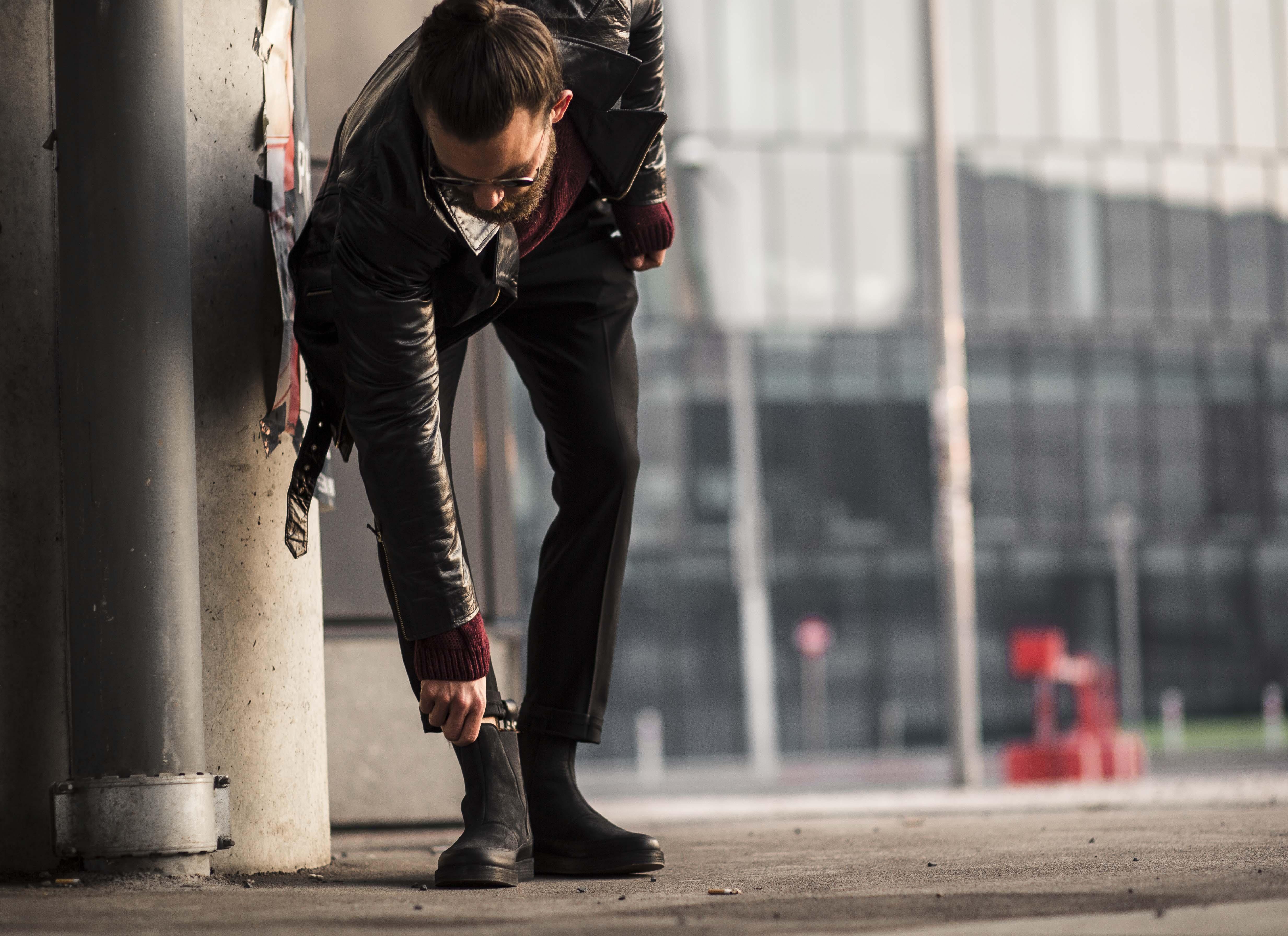 Hank Ge, HankGe , male blogger, austrainblogger, vienna, handmade shoes, zalando, chelsea boots