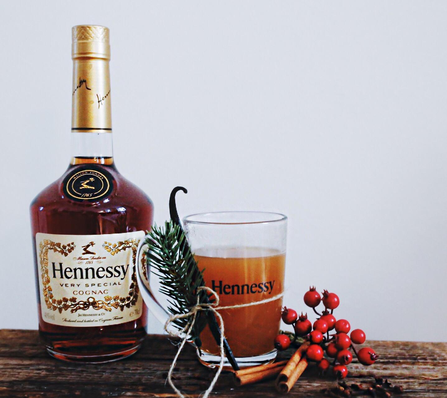 Hennessy, Hennesy VS, Hennessy Punsch, Christkindlmarkt Punsch, Punsch Alternative